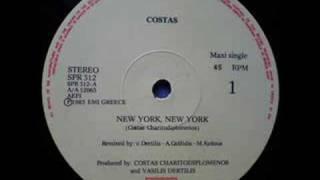 Costas Charitodiplomenos - New York, New York