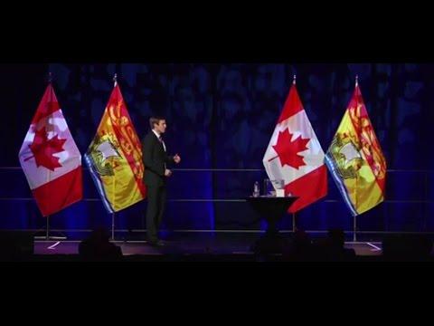 Premier Gallant State of the Province 2015 / Premier ministre Gallant - État de la Province 2015