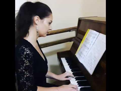 Ирина Владимирова. фортепиано. Regtime