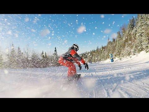 Mont Tremblant Ski Resort 2018 Trip