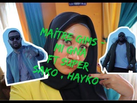 Maitre Gims - Mi Gna ft Super Sako, Hayko ( Clip Officiel) Reaction from INDONESIA