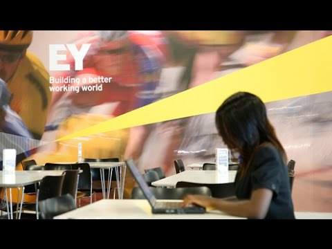 Mark Weinberger, Globel Chairman & CEO, EY - Reveals Global Revenues for 2015 - Unravel Travel TV