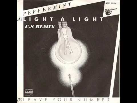 Peppermint - Light a Light (High Energy)