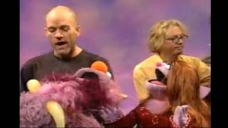 MUPPET AND R.E.M.