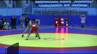 60kg Kudukhov vs Chakaev in the Russia 2009