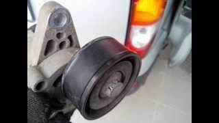 Ролик Натяжителя Натяжной Ролик Renault Symbol Kangoo Clio Logan