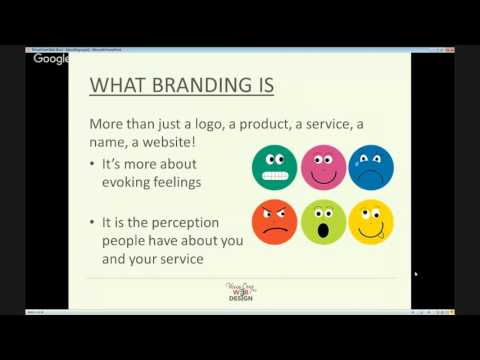 Are You Branded? Let's Talk Web Presence!