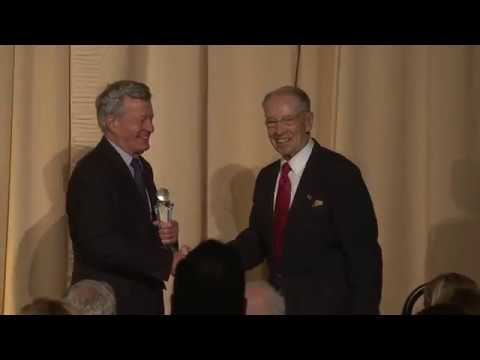 2019 WITA/WITF Annual Awards Dinner - American Leadership Award - Senator Chuck Grassley
