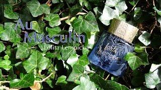 Resenha do Perfume Au Masculin, Lolita Lempicka