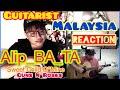 "ALIP_BA_TA SWEET CHILD O""MINE GnR Cover REACTION GUITARIST MALAYSIA |ANDY IRWANDY"