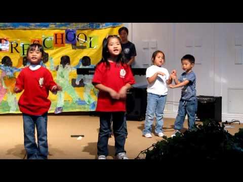 Fullerton Christian Preschool Graduation 2009 Part II