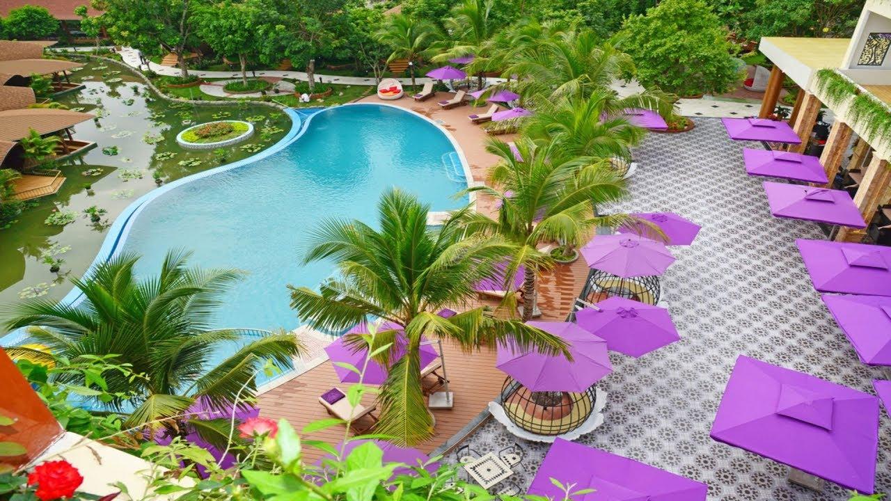 Cồn Khương Resort Cần Thơ