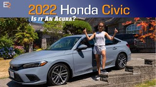 """All NEW 2022 Honda Civic Sedan  -  """"U Can't Touch This"""""""