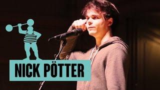 Nick Pötter - Die vier Geister