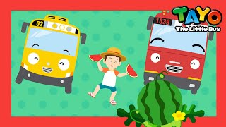 *NEW* Watermelon Song l Summer Song Series l Songs for Children l Tayo the Little Bus