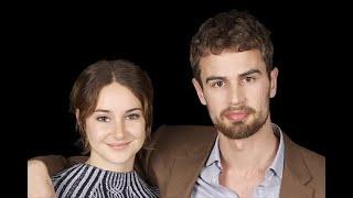 Shailene Woodley & Theo James: Insurgent Interview