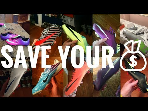 How To Never Pay For Soccer Cleats Again! | VLOG 47