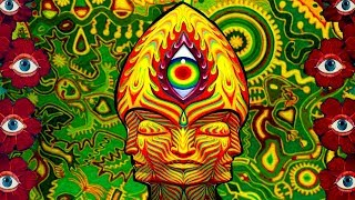 Psychedelic Trance mix October 2019(live mix Psychedelic Rave ADE Amsterdam 19th Oct 2019)