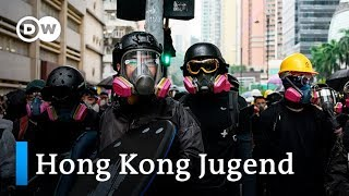 Hongkong: Jugend provoziert Peking | World Stories