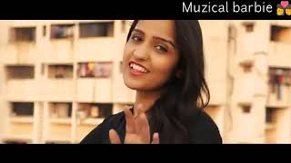 Dil tenu rehnda sada chete krda   female version    muzical barbie💏  cover song