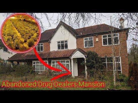 Abandoned Drug Dealers Mansion Whats Inside Is Crazy