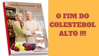 Hipercoll - Remédio Natural para Colesterol Alto