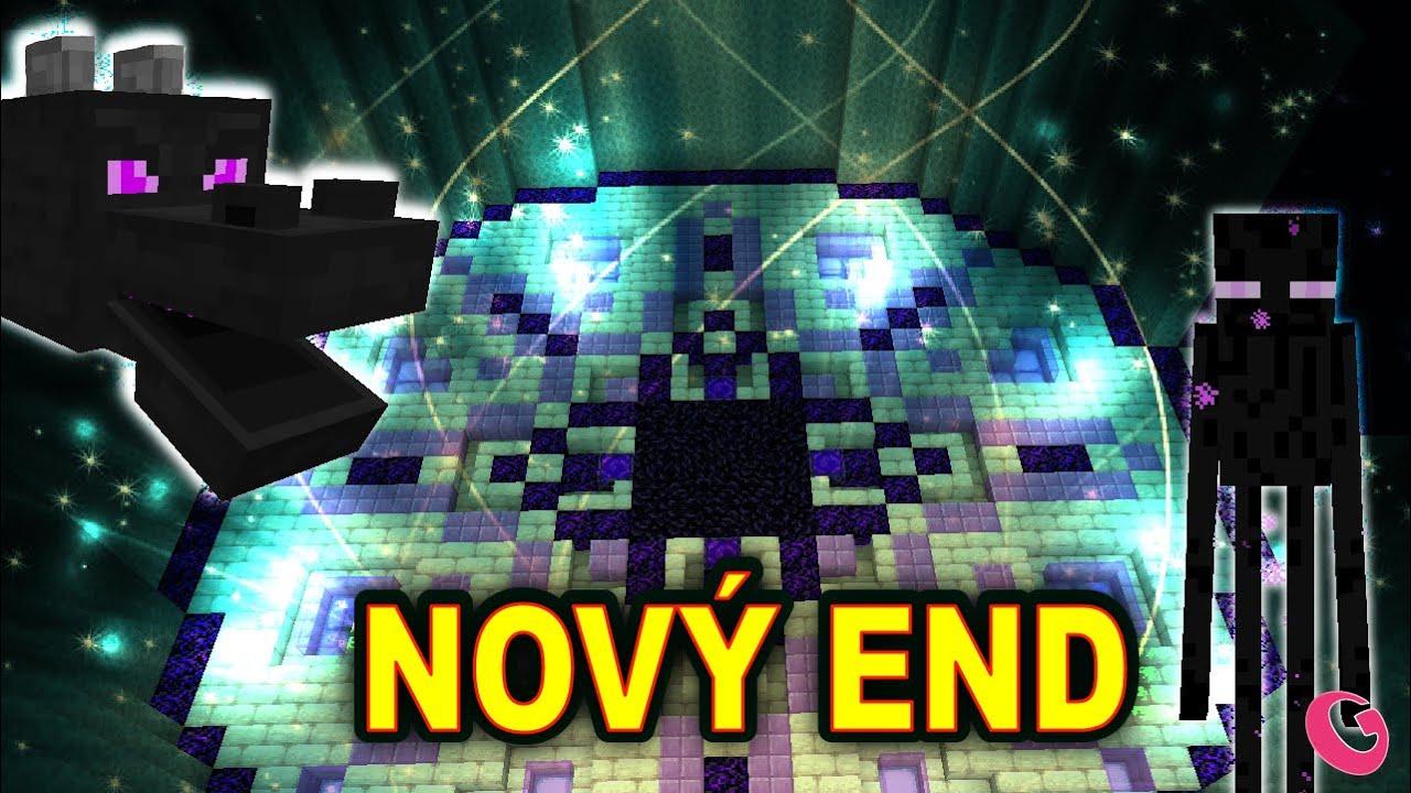 ▶ NOVÝ END    Minecraft server MINELAND 121   Gala (CZ/SK)