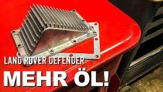 Getriebe-Ölwannen-Erweiterung Land Rover Defender I 4x4 Passion #119