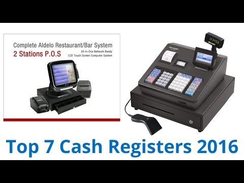 7 Best Cash Registers 2016
