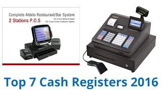 7 Best Cash Registers 2016