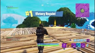 My First Ever Win (FORTNITE: BATTLE ROYALE)