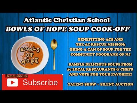 Atlantic Christian School Bowls of Hope