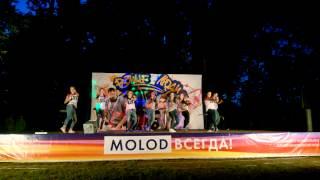 Ансамбль Ламбада( Калининский район) фестиваль
