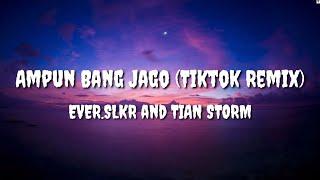 Download Ampun Bang Jago (Tiktok Remix) (English Lyric Translation) - EVER.SLKR And Tian Storm
