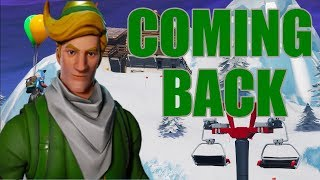 CODENAME E.L.F. RETURNING SOON FORTNITE LIVE With Subs PS4 PC XBOX AND SWITCH