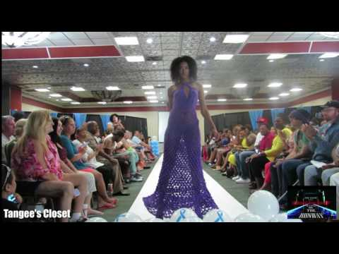TANGEE'S CLOSET | WATER ON THE RUNWAY AIMS2016 FASHION SHOW