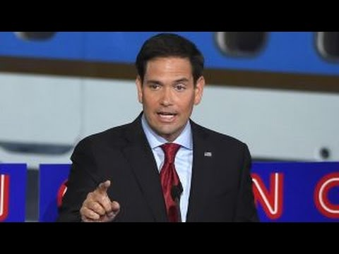 Why Rubio is climbing in GOP polls