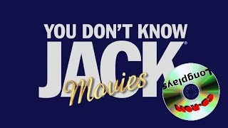 You Don't Know Jack Movies (CD-ROM Longplay #21)