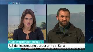 Turkish military responds to YPG/PKK firing from Afrin