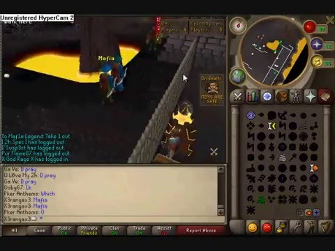 Runescape Pure Clan - Demolition vs. Deception - F2P Mini War 5v5