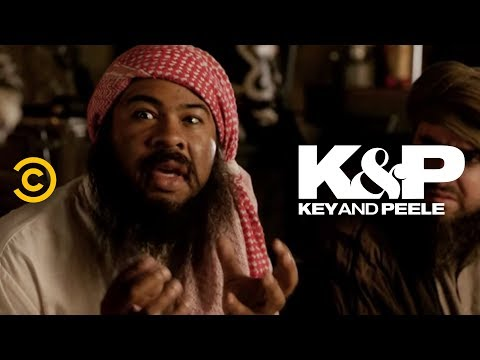 Key & Peele - Al Qaeda Meeting