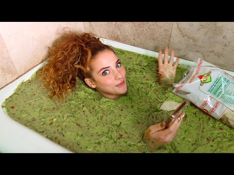 Home Alone in a Tub of Guacamole Trending Videos on VIRAL CHOP VIDEOS