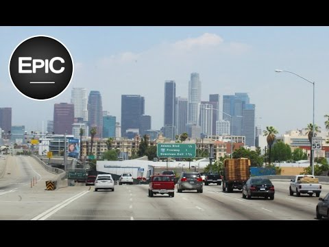 Quick City Overview: Los Angeles, USA (HD)