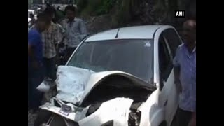 Four killed, 24 injured in road accident in Uttarakhand
