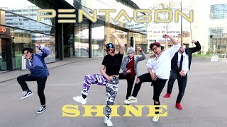 [1theK Dance Cover Contest] PENTAGON 펜타곤_SHINE 빛나리_UKK DANCE COVER