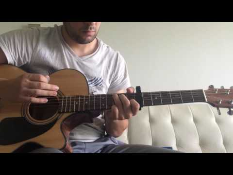 Ayo technology-Acoustic guitar cover