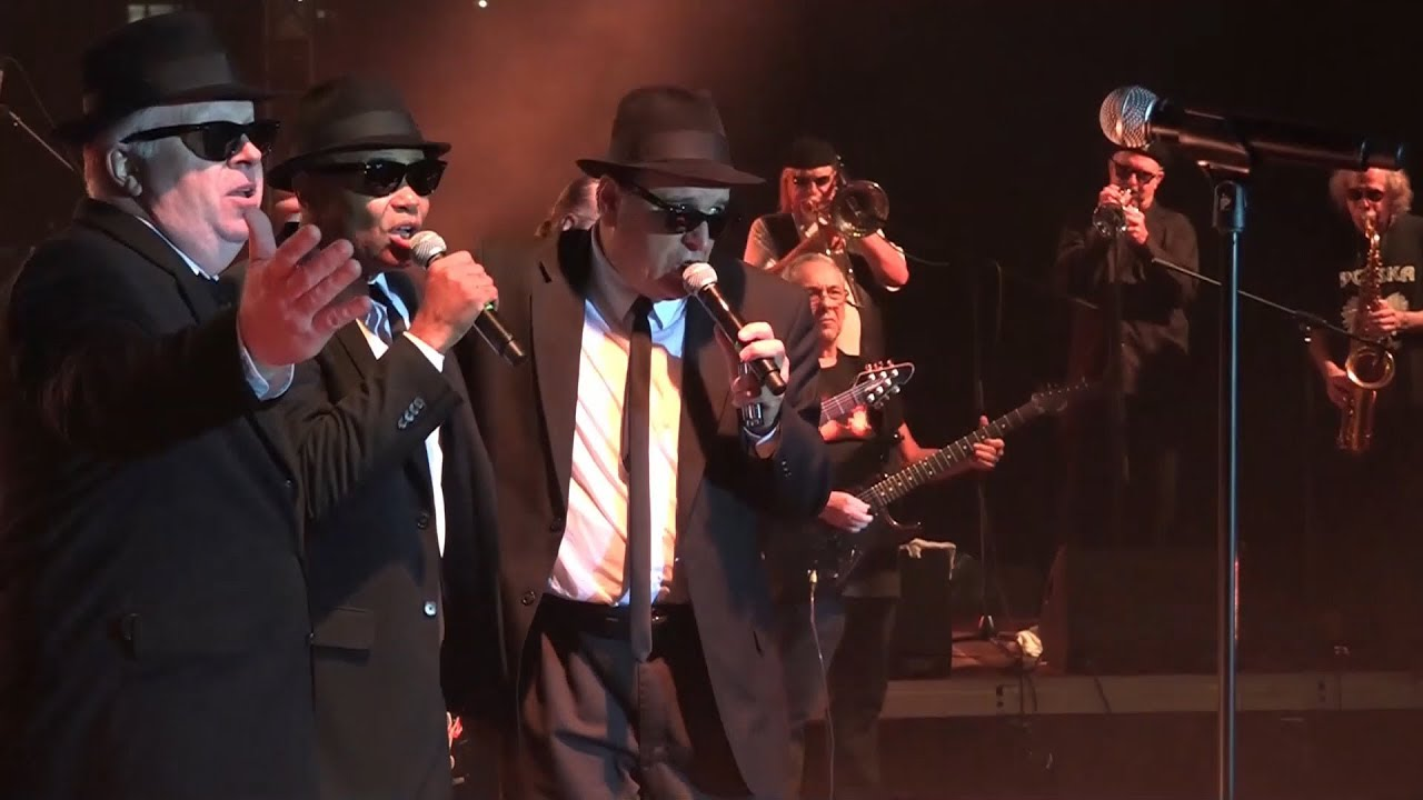 Original soundtrack recording' (1980) subscribe to the blues. The Original Blues Brothers Band Sweet Home Chicago Wroclaw 2014 Youtube