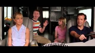 Kenny (Will Poulter) Sings Waterfalls! We are the Millers :D