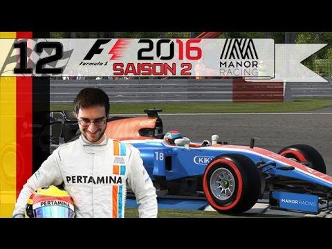 F1 2016 (Saison 2) #12 - Fuck Météo France !