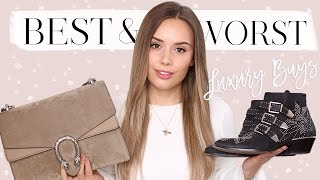 BEST AND WORST LUXURY PURCHASES | Hello October